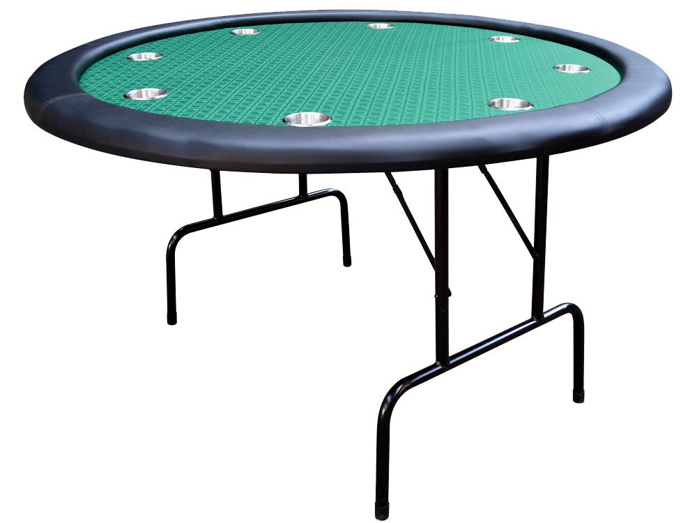 Card poker table