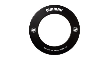 Dartboard Surround Winmau Black