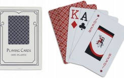 Nir 100% Plastic Poker Cards