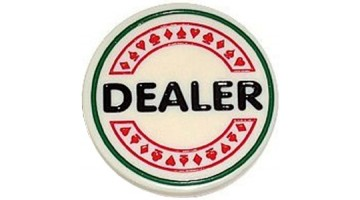 Dealer Button HQ 15gr