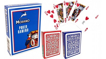 Modiano Poker Ramino