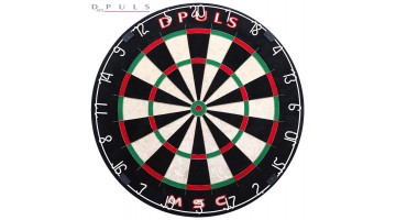 Dpuls MSC Blade Wire Bristle Dartboard